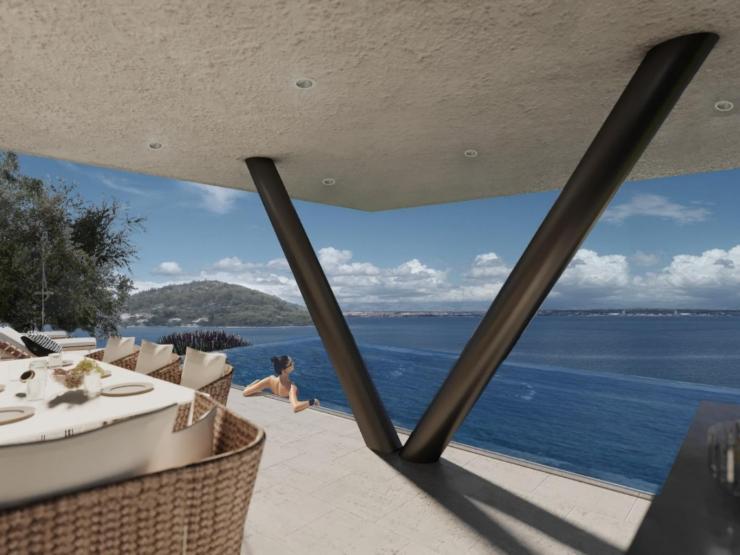 Villa H279 – Insel Ugljan, Kali