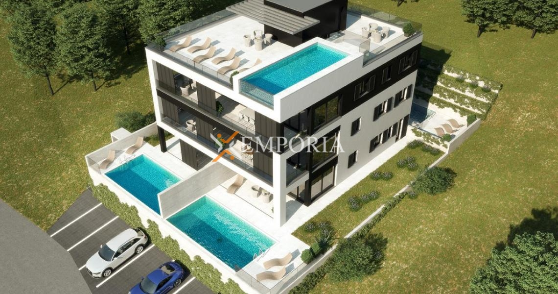 Apartment A430 – Posedarje, Vinjerac