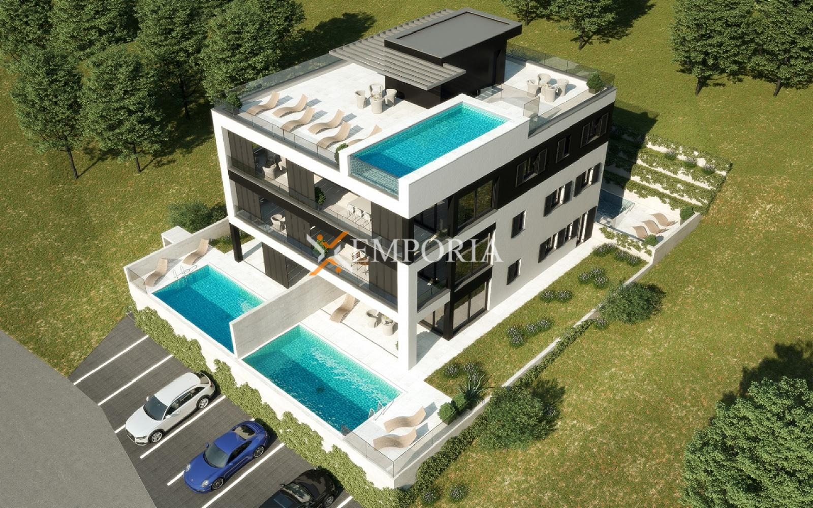 A430 Emporia Immobilien Kroatien Apartment Bei Zadar Kaufen