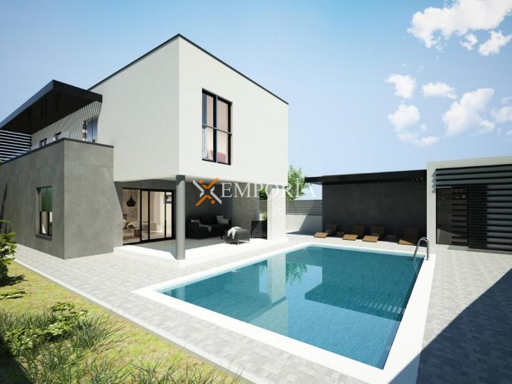 Haus H376 – Nin, Zaton