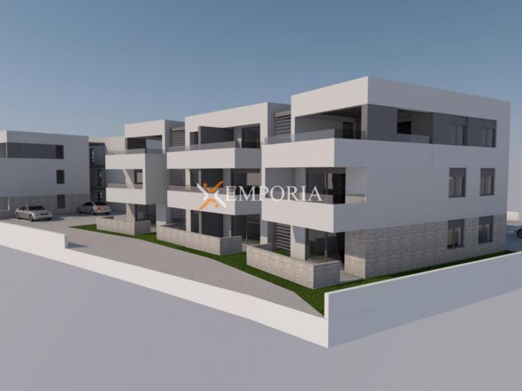Apartment A484 – Nin, Zaton