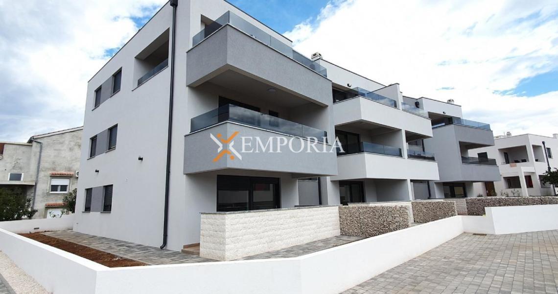 Apartment A524 – Nin, Zaton