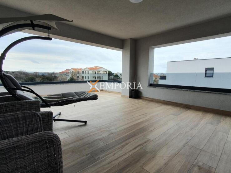 Apartment A520 – Nin, Zaton