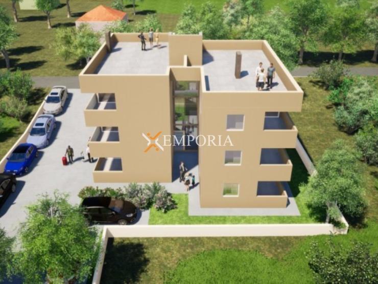Wohnung F526 – Zadar, Plovanija