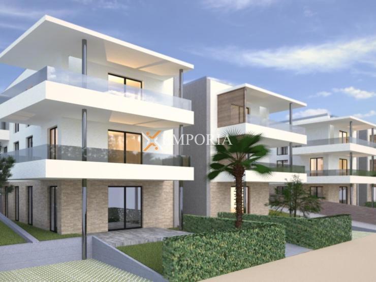 Wohnung F614 – Zadar, Borik