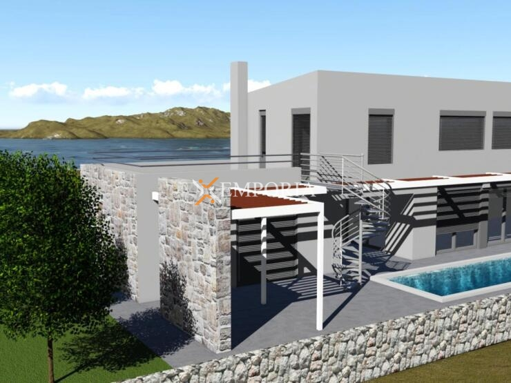 Haus H452 – Insel Pašman, Mrljane