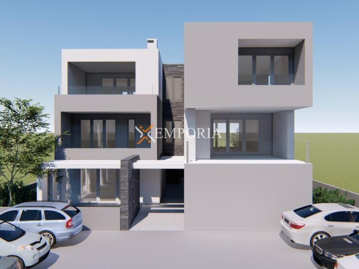 Apartment A652 – Nin, Zaton
