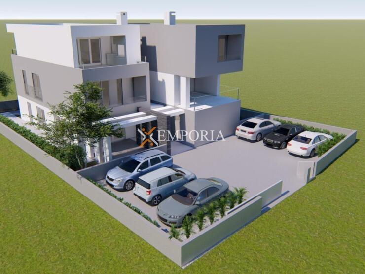 Apartment A651 – Nin, Zaton