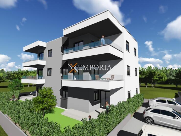 Wohnung F654- Zadar, Melada